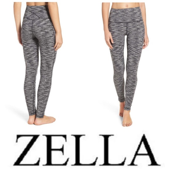 ffa08cd6083400 Zella Pants | New Livein Hi Rise Spacedye Leggings | Poshmark